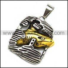 Stainless Steel Pendant p010160
