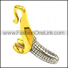 Stainless Steel Pendant p010150