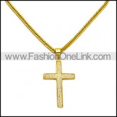 Stainless Steel Necklace n002950