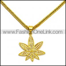 Stainless Steel Necklace n002969
