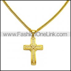 Stainless Steel Necklace n002949