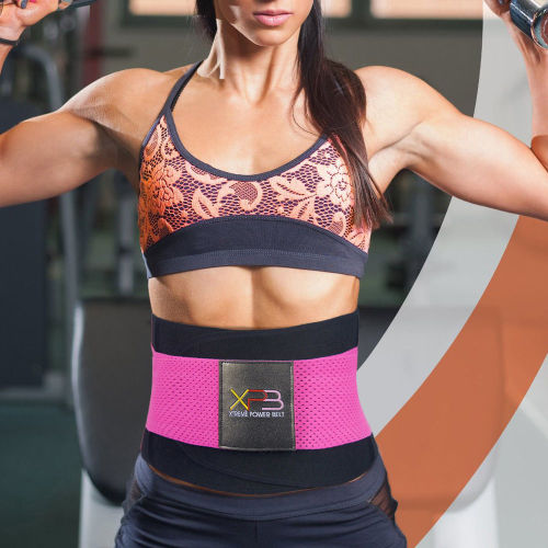 xtreme power belt waist trainer 8009