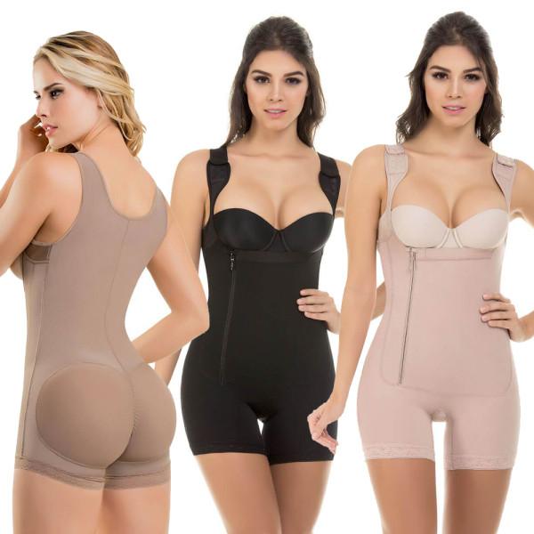 sexy plus size butt lifter shapewear D022