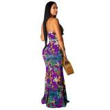 women maxi long dress 9336