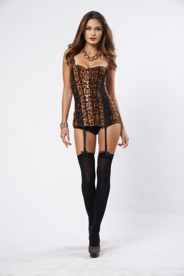 sexy Leopard lingeie C3161