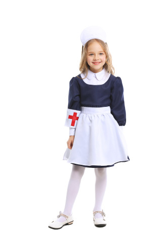 sexy kids nurse costume PS5057