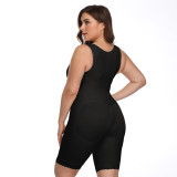 plus size women shapewear D048