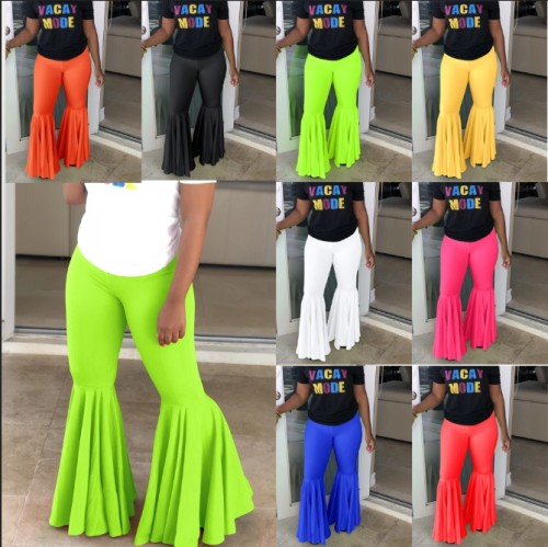 fashion women nightclub pants 2456