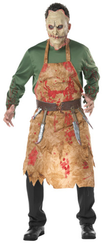 sexy men butcher costume PS85950