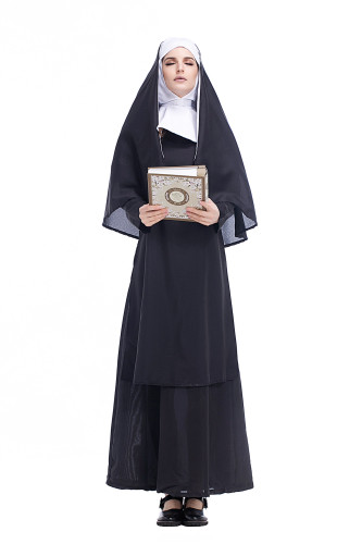 sexy Pastor nun costume PS89171