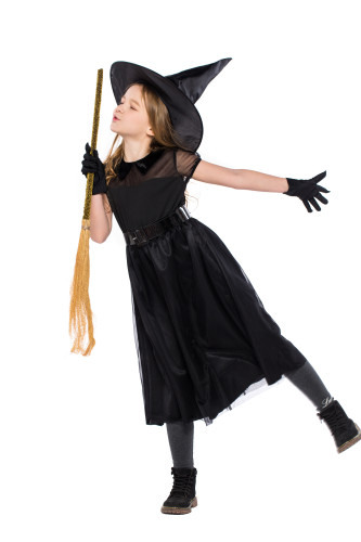 sexy girls witch costume PS1730