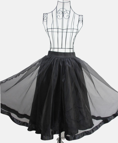 gothic lace skirt 7091