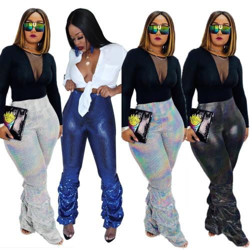 sexy shinny pants LD8618
