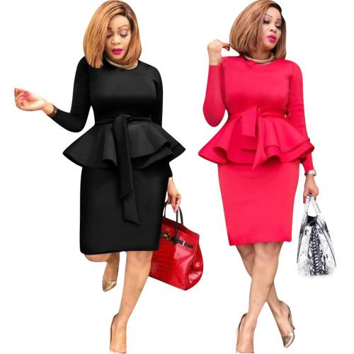 women skirt set 3870