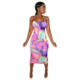 sexy fashion summer dress S3744