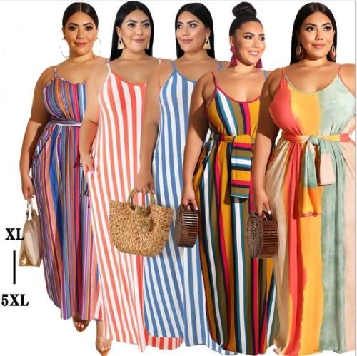 plus size women two piece casual set 19258