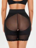sexy high waist zipper slimming shapwear panties A180