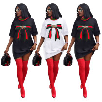 Women t shirt dress  YM133