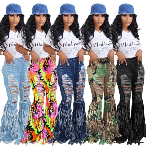 sexy fashion jeans pants S3840