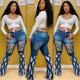 sexy fashion jeans pants S3888