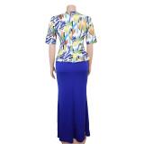 plus size women maxi dress 98126