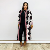 women fall coat Q319