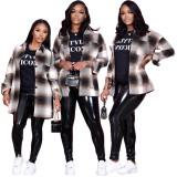 Women jacket and coat LD9087
