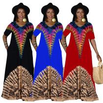 women summer maxi dress 4205