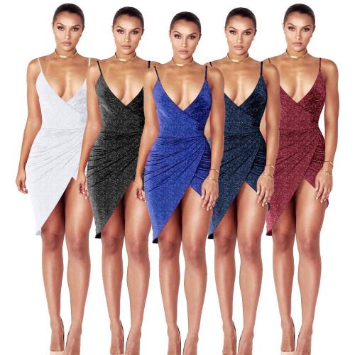 sexy women club dress 2516