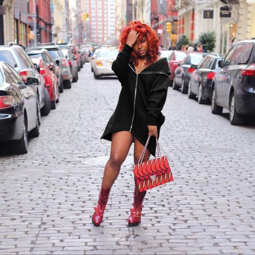 Women fashion dress LD8245