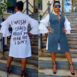 women blouse dress LD8162