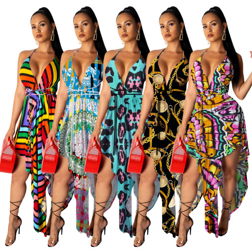 sexy fashion summer dress 3739