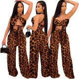 Two pieces pants set 4253