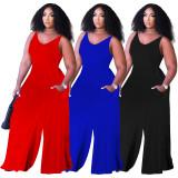 women flare jumpsuit 4272