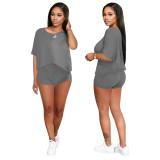 cotton sportwear set 4245