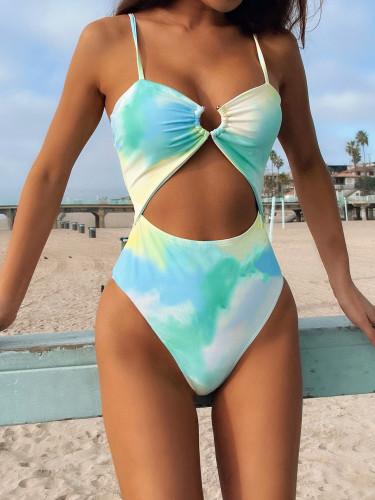 Ladies one pieces swimwear B271