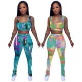 women 2 pieces pant set 4293