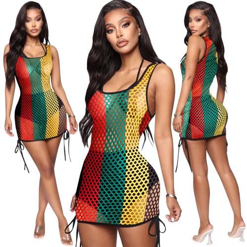 Summer beach dress 4280