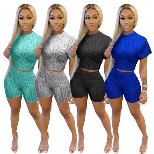 Women 2 pieces sport wear set 2888