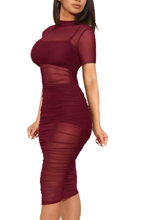 sexy women bandage dress 2641