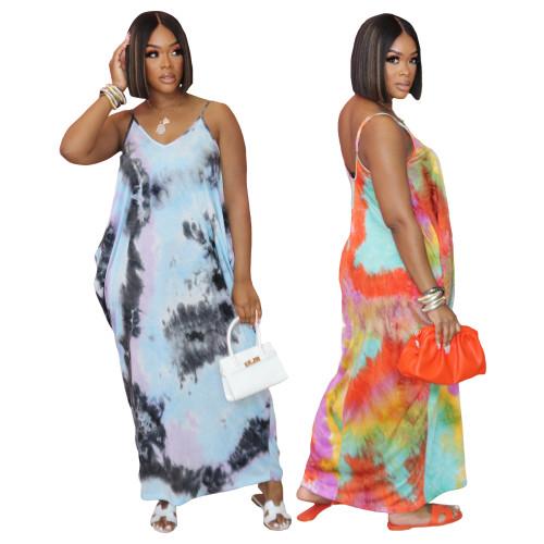 women sexy maxi dress 10208