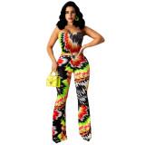 Women 2 pieces pants  set 4307