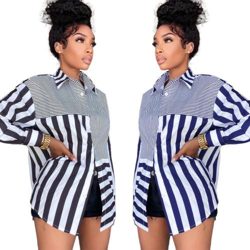 sexy blouse dress  G0410
