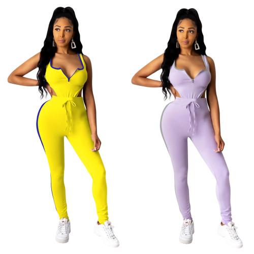Sexy bodysuit with pants 4300