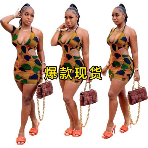 sexy women mini  dress  S390175