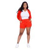 Women sport wear tracksuit M3074