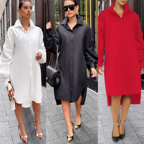 Ladies long blouse M3078