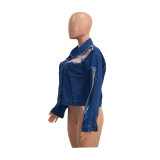 women jeans top S390180