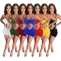 sexy stacked women dress 2654