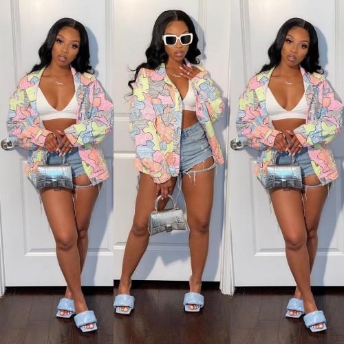 Women coat and jackets LD81030